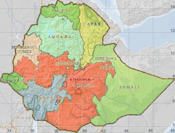 Map-Ethiopia-regional-map